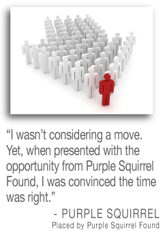 Quote from a Placed Purple Squirrel